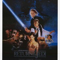 Star Wars Episode VI Return of the Jedi Poster 24x36