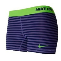 Nike Women's Printed 5 Compression Shorts