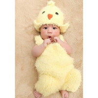 Newborn Photography Prop -  The Chick