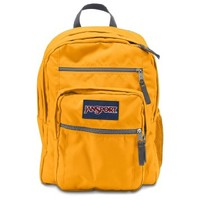 """JanSport Big Student Backpack - Beez Yellow / 17.5""""H x 13""""W x 10""""D"""