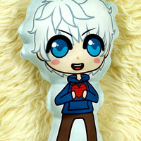 Jack Frost - Rise of the Guardians Pillow Plushie