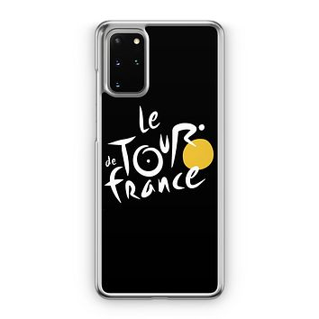Le Tour De France Bicycle Bike Cycling Samsung Galaxy S20 Case