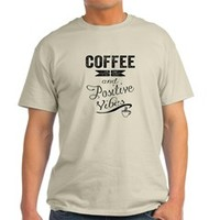 Coffee and Positive Vibes T-Shirt> Coffee and Positive Vibes> Sheldon To Mr Darcy Art by Alice Flynn