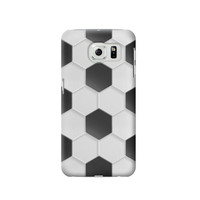 P2061 Football Soccer Pattern Case For Samsung Galaxy S6