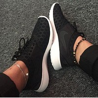 """Nike"" female tide brand fashion casual sports running shoes F"
