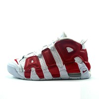 Original New Arrival Authentic Nike Air More Uptempo Men's Basketball Shoes Sports Sneakers