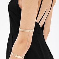 Double Arm Cuff