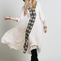 Free People Womens Journey to the Horizon Dress