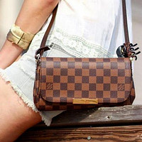 LV Bag Small Rectangle Louis Vuitton Chain Shoulder Bag Bag Trending Bag