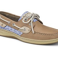 Bluefish Sequin 2-Eye Boat Shoe