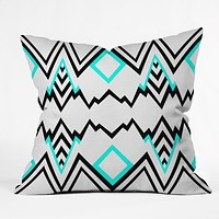 Elisabeth Fredriksson Wicked Valley Pattern 1 Throw Pillow