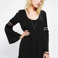 Stone Cold Fox X UO Long-Sleeve Lace Dress