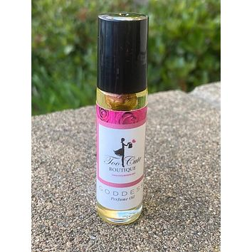 Goddess Rollerball Body Oil