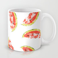 Watermelon Mug by Rui Faria