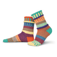 Dawn Adult Crew Socks