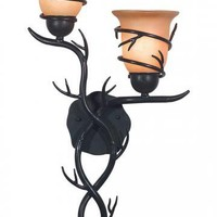 Branches Sconce - Wall Sconces -  Wall Lighting -  Lighting | HomeDecorators.com