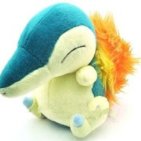 "ThinkMax Super Cute! 6.5"" Pokemon Cyndaquil Plush Toy Soft Doll toy for Kids"