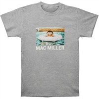 Mac Miller Men's  Life Preserver Slim Fit T-shirt Heather