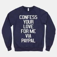 Confess Your Love