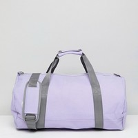 Mi-Pac Exclusive Cotton Canvas Gym Duffel Bag at asos.com