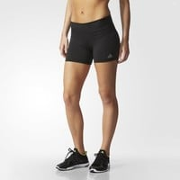 adidas Performer Short Tights - Black | adidas US