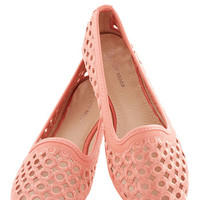 ModCloth Pastel Top of the Morning Flat in Reef