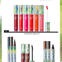 Buy CLIO Mad Matte Liquid Lip (2017 Summer Limited Edition) (6 Colors) | YesStyle