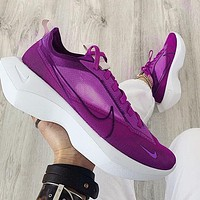 NIKE VISTA LITE lightweight sneakers shoes women man Diamond rhombus shoes Purple