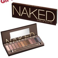 Urban Decay Naked Eyeshadow Palette | macys.com