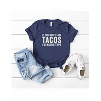 Nacho Type T-Shirt