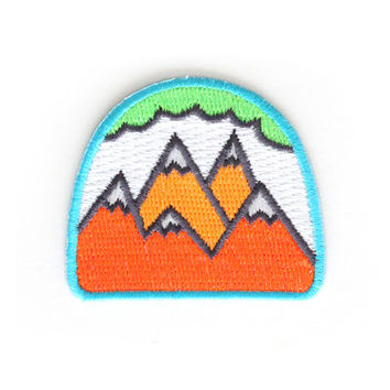 Mountains Patch