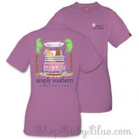 Simply Southern Golf Cart Tee