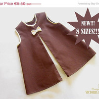 30% ON SALE Baby Girl Dress Sewing Pattern (PDF). Sizes: 3-6m - 5y included