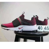 NIKE AIR PRESTO EXTREME Women Men Fashion Running Sport Casual Shoes red