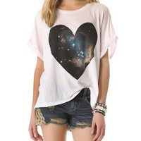 Wildfox Guide to the Universe Boy Tee | SHOPBOP