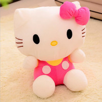 20CM Top Quality Cheap Hello Kitty, plush toys for children kids baby toy,lively lovely