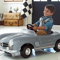 Mercedes Electric Ride-On