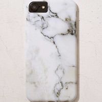 White Marble iPhone 7/6 Case | Urban Outfitters