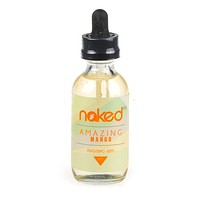 Naked 100 Amazing Mango eLiquid