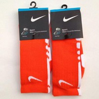 VONE052 NIKE Men Casual Sport Thick Volleyball Basketball Socks Stockings