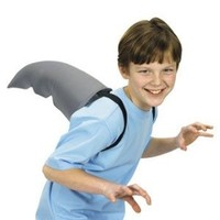 """Shark Fin Costume Accessory 12""""/Party Gag/Costume/Luau/Pool Party/Beach Party"""