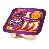 Crunch Pak Sweet Apple Snackers with Grapes & Cheese 4.75 oz