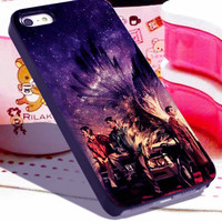 Supernatural Painting Art for samsung galaxy s3/s4/s5 iphone 4/4s/5/5c/5s