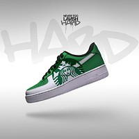 Starbucks coffee   - air force one custom