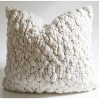 Clouds Pillow - Throw Pillows - Decor