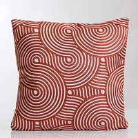 Orange Combination Barcelona Pillow-Etre Collection