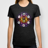 Boos in the Haunted House T-shirt by Likelikes