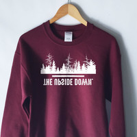 The Upside Down Stranger Things Sweatshirt