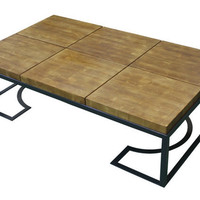 MOD Brickmaker Coffee Table
