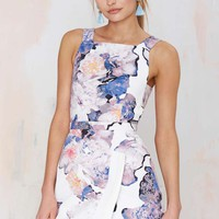 Finders Keepers Young Spirit Cutout Dress